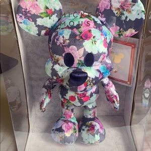 """""""Year of the Mouse"""" Mickey Mouse plush"""